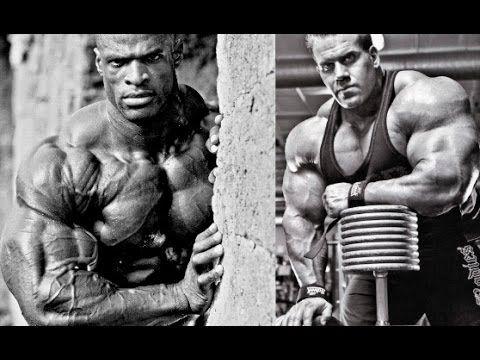 Bodybuilding - Ronnie Coleman Vs Jay Cutler (Bodybuilder) -Final Mr Olym...