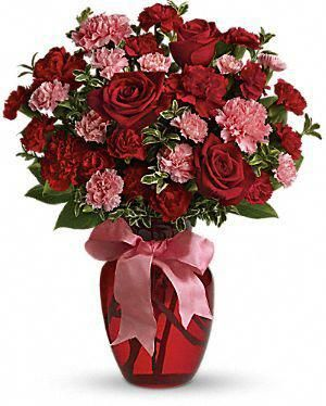 Valentine S Day Floral Arrangements From Teleflora It Isn T Too