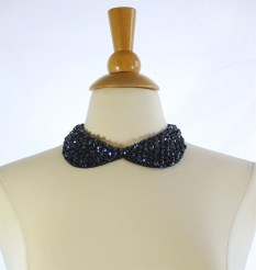 threads sequin collar necklace $29.95 | threads and style