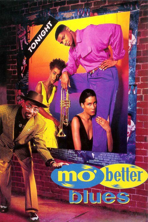 Watch Mo' Better Blues 1990 Full Movie Online Free