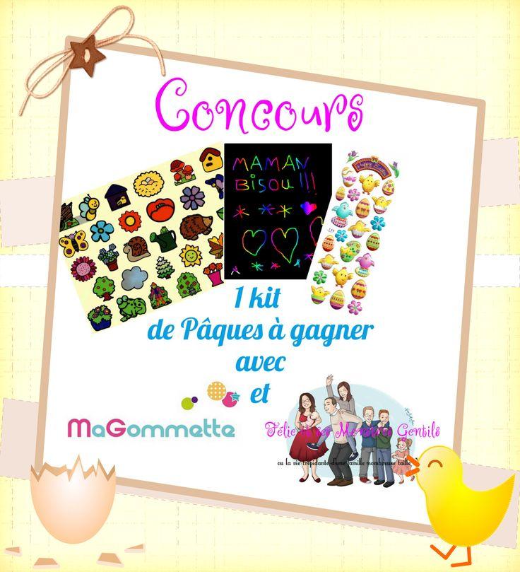 #concours de #pâques avec magommette.com