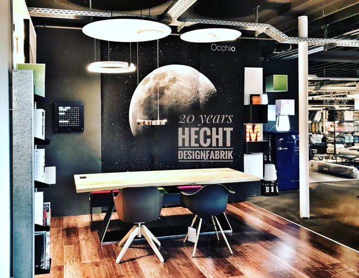 Hecht designfabrik kirchentellinsfurt- occhiomito Inneneinrichtungen und licht