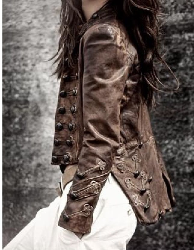 Victorian uniform chic