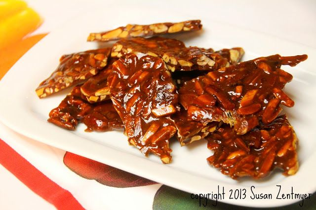 Love in the Kitchen: Ghost Pepper Almond Brittle