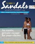 Sandals. Luxury holidays