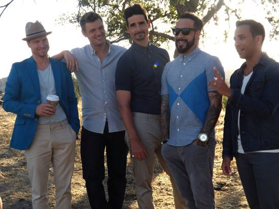 The Backstreet Boys will always have my heart.