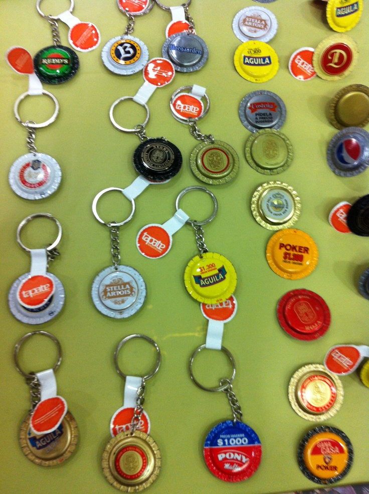 17 best images about craft upcycled bottle caps on - Beer bottle caps recyclable ...