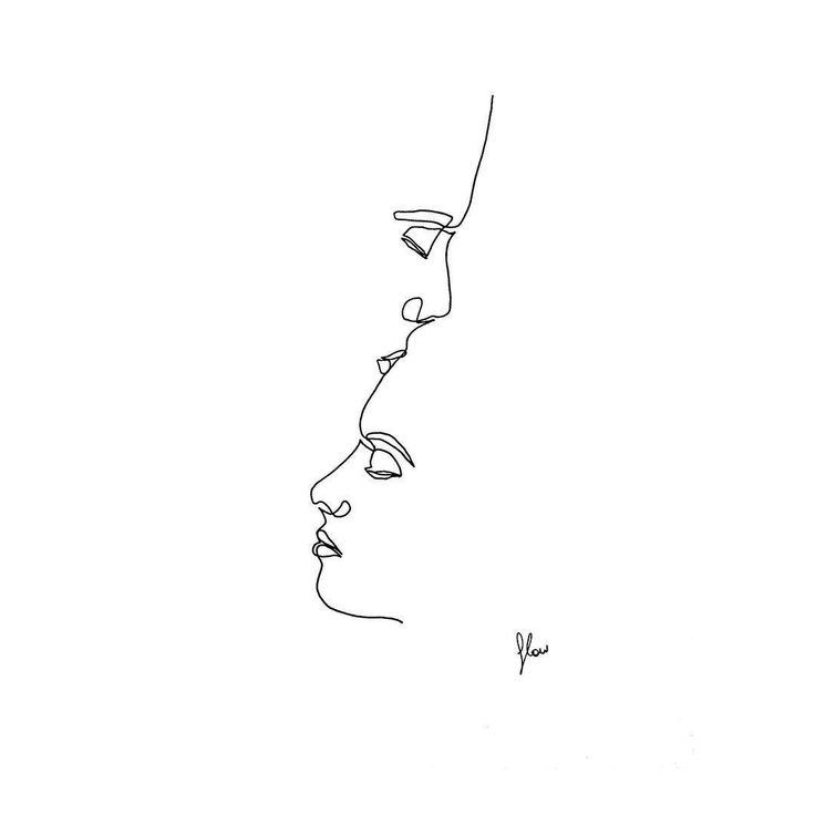 drawing minimal line drawings minimalist kunst flowsofly strichzeichnung tattoo acceptance heart desenho unica linha says reblog 1000drawings mutter malen kohle