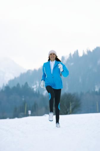 Куртка для бега зимой спб
