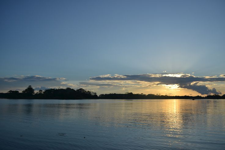 Tarapoto Lakes in the Colombian Amazon! Discover deep Colombia with Mambe Travel!