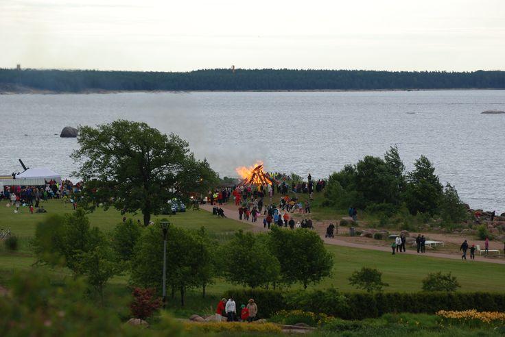 #Kokko #Juhannus #Finland #Kesä #Summer