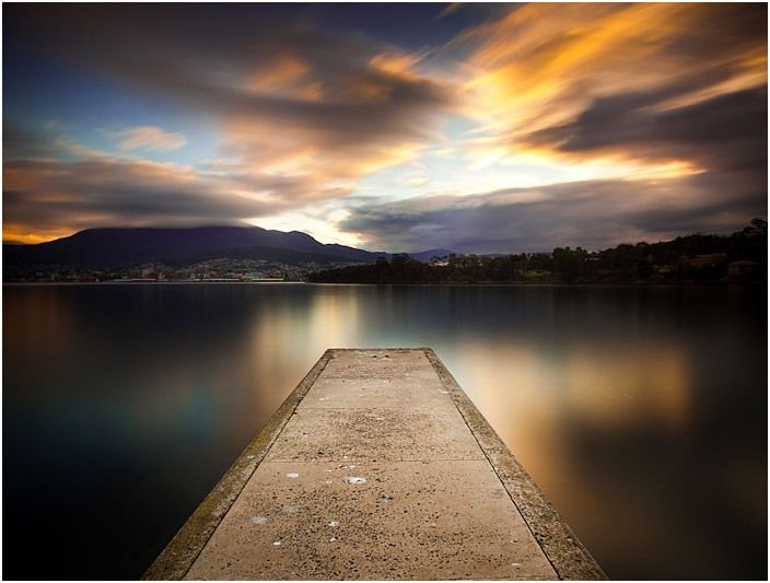 how to use long exposure