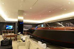 Jerome Baumoehl Architect, Incorporated | Ferretti Group, yacht showroom, Palm Beach, Florida