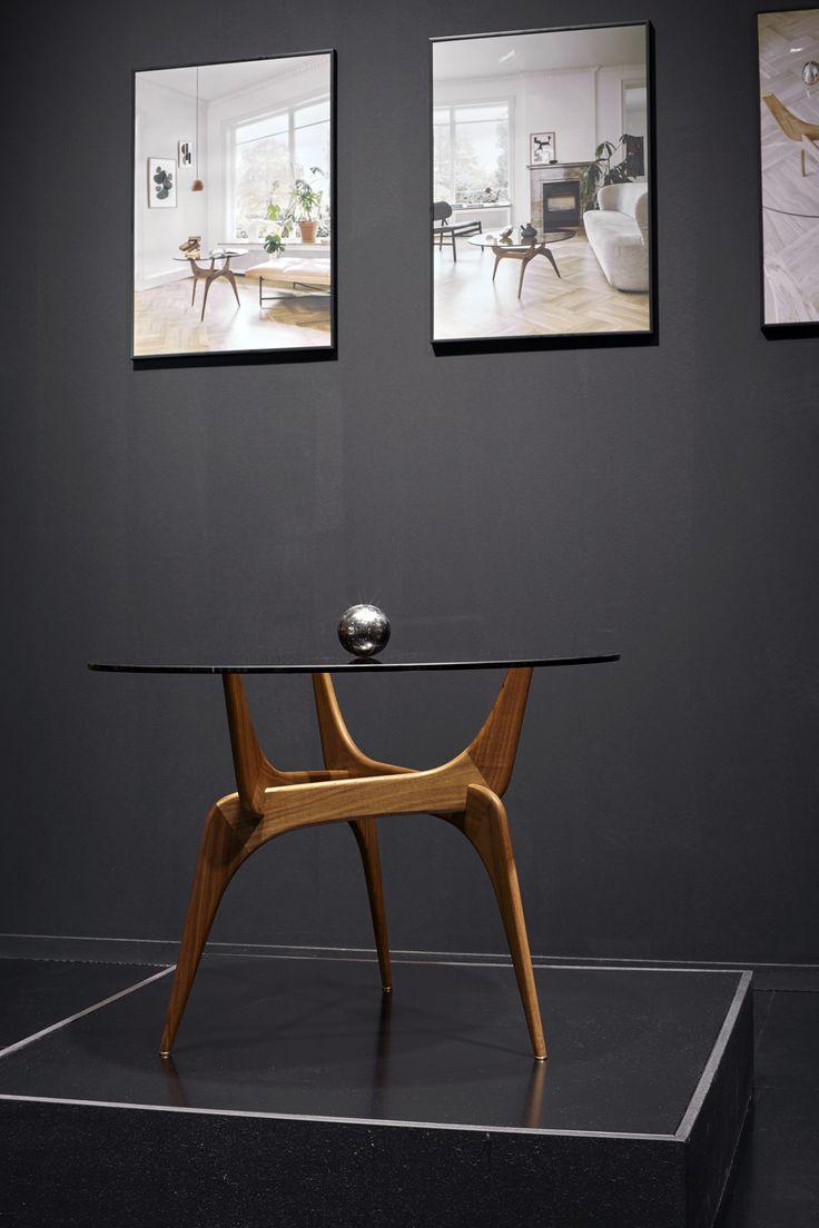 Brdr. Krüger's newest member: TRIIIO Tables designed by the talented #Hansbølling!