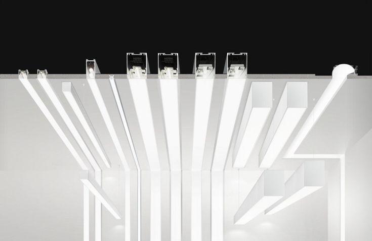 LED Lichtleisten zum Einbauen von Panzeri – 10 Designs im Überblick