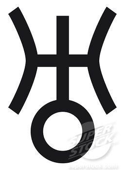 This is the symbol for Uranus
