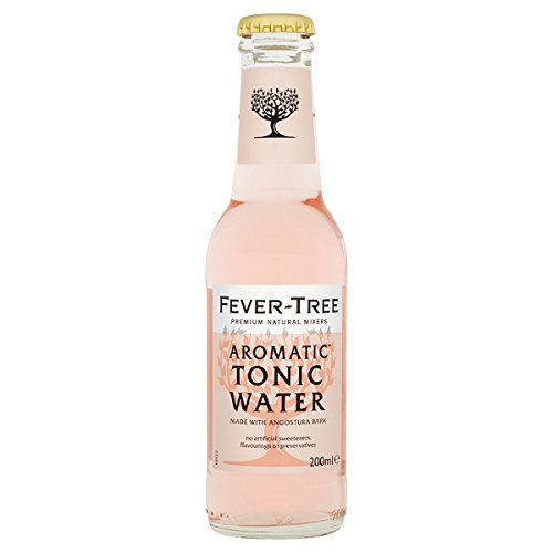 fevertree aromatic tonic water