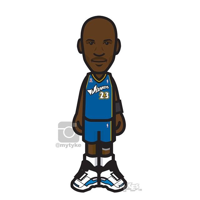 "Michael Jordan Washington Wizards Tyke. During this week 13-years ago, Michael Jordan made his official announcement that he was returning to the NBA, but not as a Chicago Bull but as a Washington Wizard. ""I am returning to the game I love as a player, Jordan said. ""I'm doing it for the love of the game, nothing else. For the love of the game."" In an injury-plagued 2001–02 season, he would still however lead the Wizards in scoring (22.9 ppg), assists (5.2 apg), and steals (1.42 spg)…"