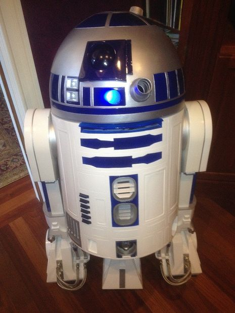 Picture of R2D2