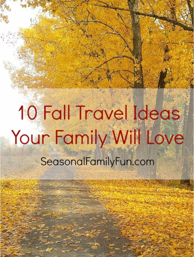 best states for fall foliage