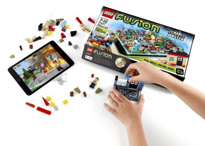 Lego-Kreationen in virtuelle Welt übertragen