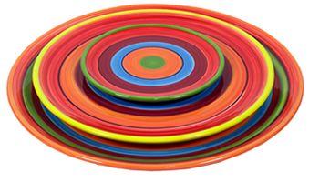 Bowls and Dishes - Pepr - kleurrijk handgemaakt Italiaans aardewerk