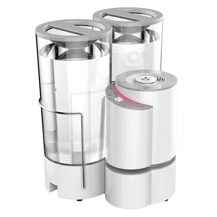 Element A2 Air + Steam Humidifier, White