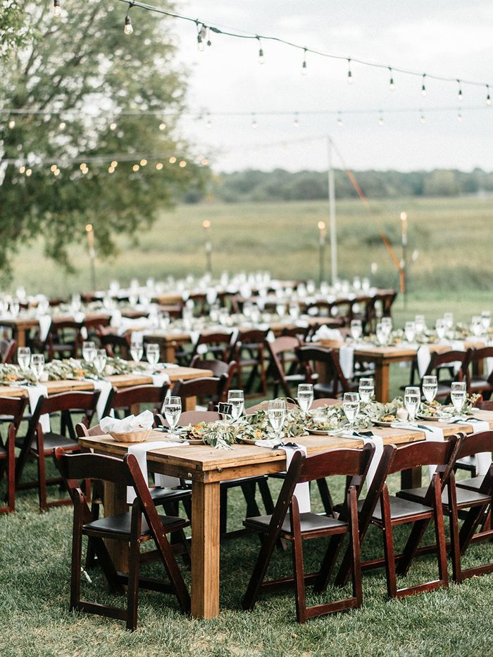 Romantic Farm Wedding in Minnesota | Real Weddings | Oncewed.com