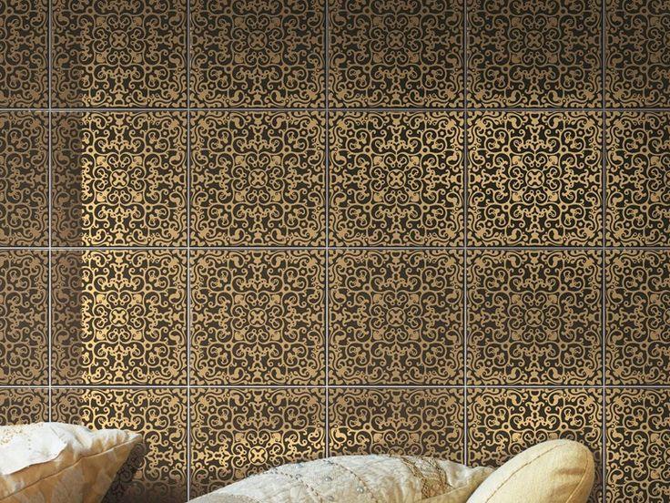 Ceramic wall tiles CARMEN By Ceramica Bardelli design Marcel Wanders
