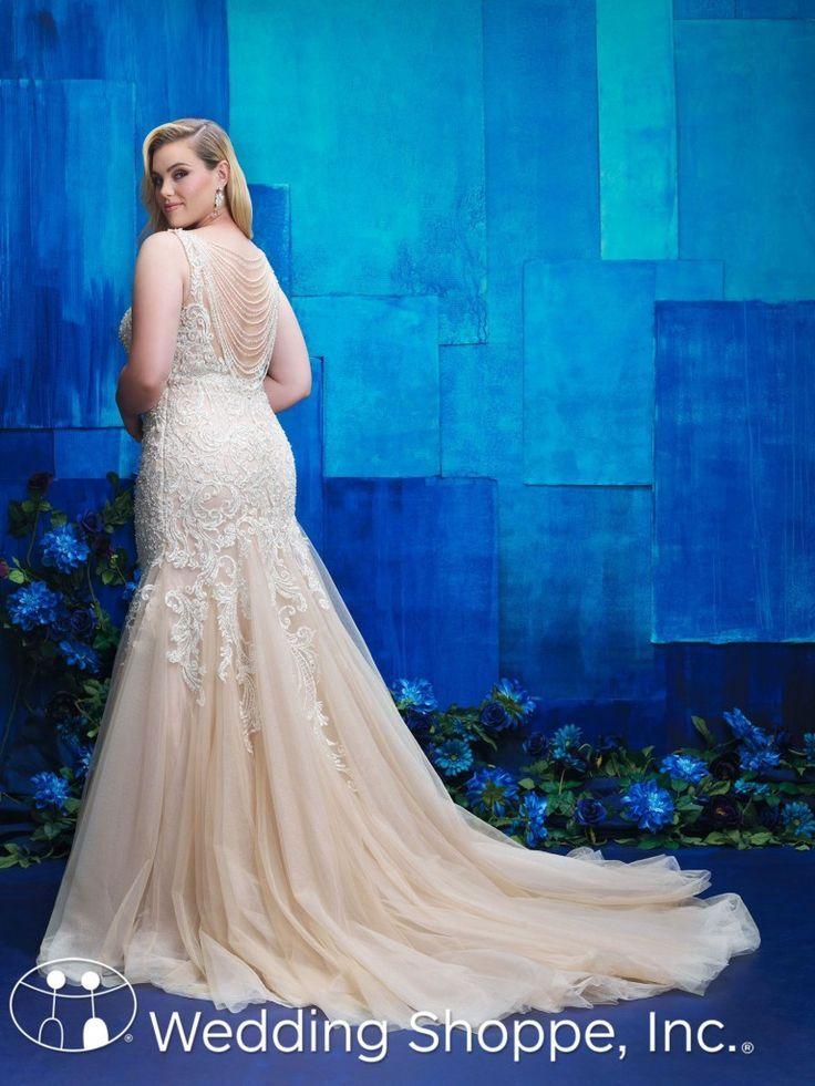 Bridal Styles All Curvy Girls Will Love – Wedding …
