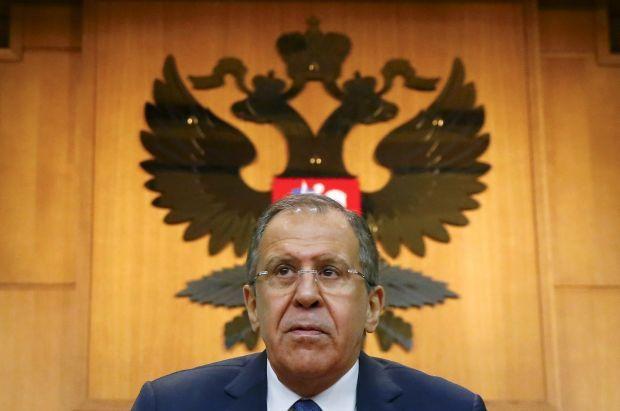 #world #news  Lavrov compares Crimea occupation with Falkland Islands…  #FreeKarpiuk #FreeUkraine @POTUS @realDonaldTrump @thebloggerspost