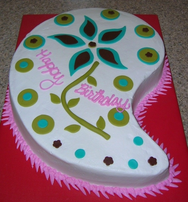 Paisley Cake Pan Ideas