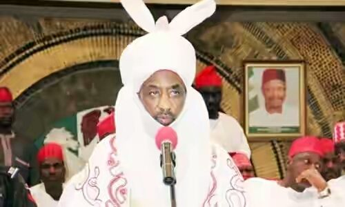 Dont make same mistakes Jonathan made - Emir Of Kano   The Emir of Kano Muhammadu Sanusi has warned President Muhammadu Buhari to avoid repeating the mistakes made by former President Goodluck Jonathan so his administration does not end up in infamy like that of his predecessor. The former governor of the Central Bank of Nigeria also warned the government against continuing to blame previous administrations for the nations woes saying what was important was for the administration to…