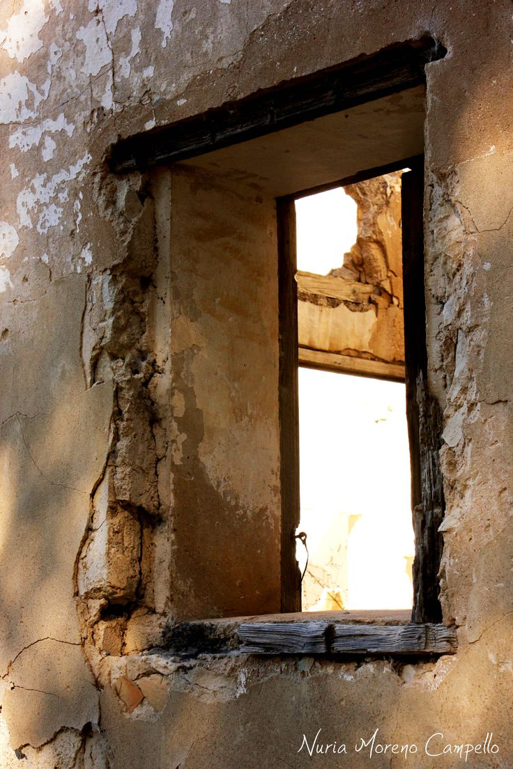 Casa abandonada, diario fotográfico