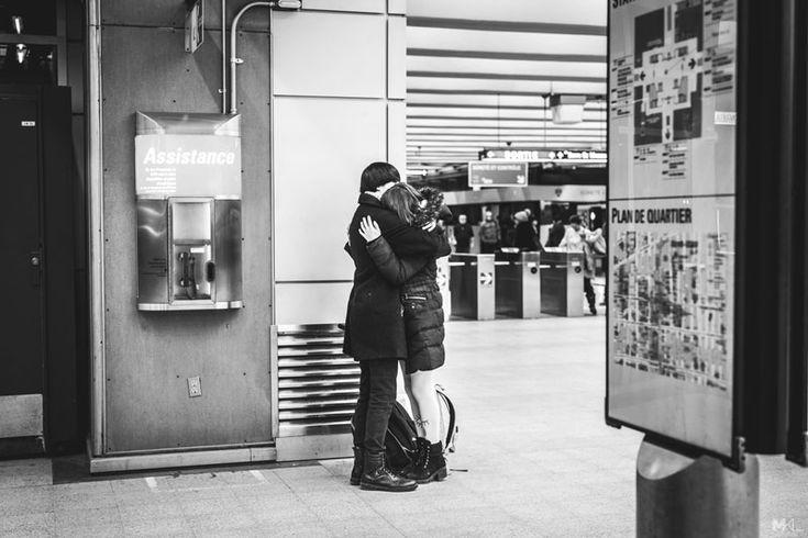 Baci e abbracci rubati tra Parigi e Montreal - Mikael Theimer