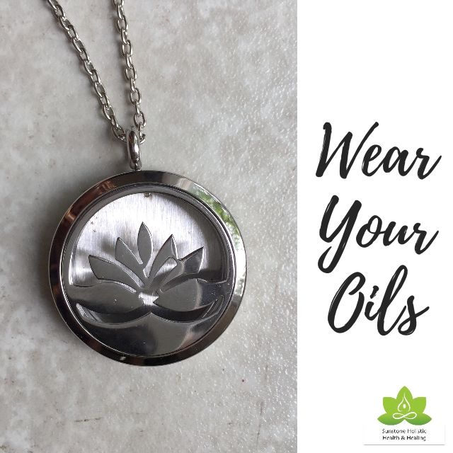 #wearyouroils https://sunstoneholistichealth.com/collections/pendant-diffusers