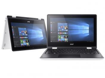 "Notebook 2 em 1 Acer Aspire R11 Intel Quad Core - 4GB 1TB LED 11,6"" Touch Screen…"