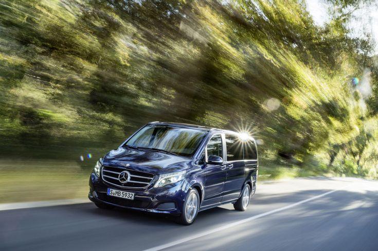 Essai Mercedes Classe V (2014) : toute la famille en classe Affaires - L'argus