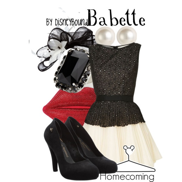 """Babette"" by lalakay on Polyvore #disney"