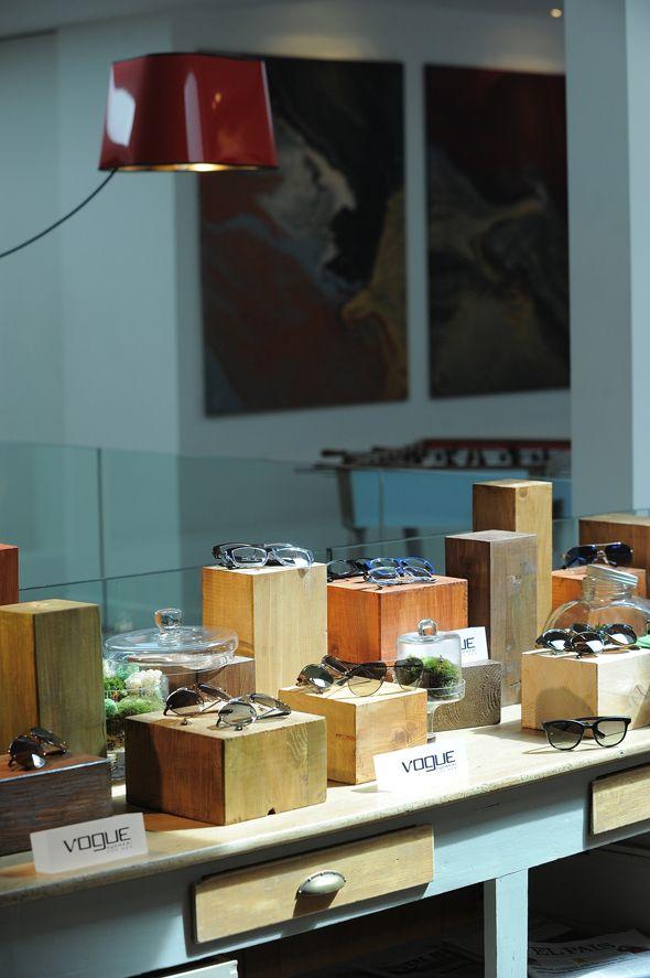"""Display. """"Vogue Eyewear for Men launch_Paris 27th 2012"""""""
