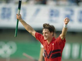 Sean Kerly MBE , England and GB field hockey player. Was part of GB team that won Gold medal in Olympic games in Seoul 1988.He was also part of GB team which won bronze in los Angeles in 1984.B 1960.