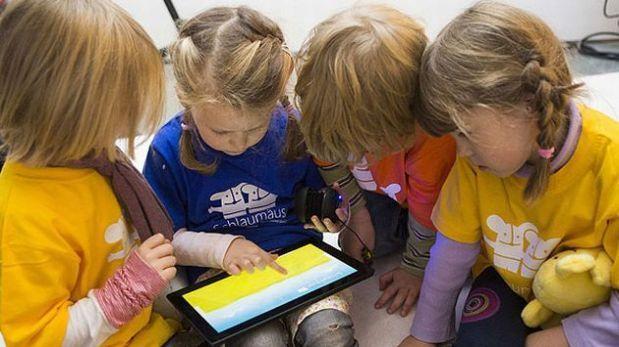 Aparatos tecnológicos incrementan casos de tendinitis en niños