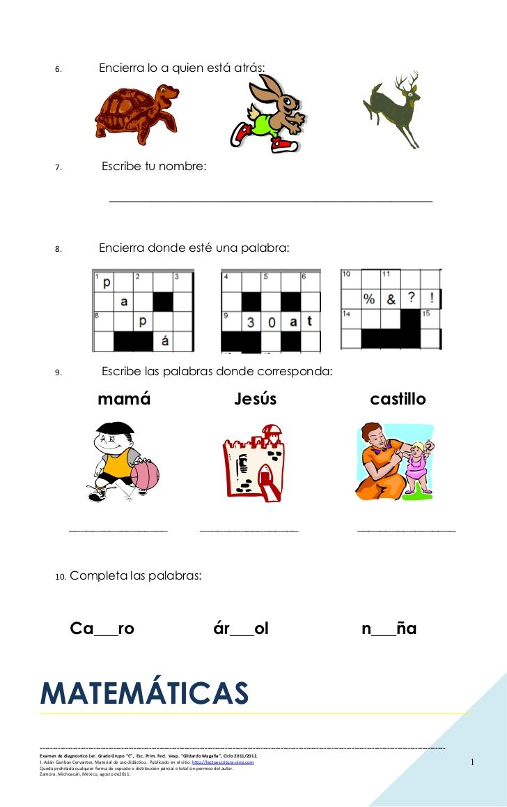examen b2 español pdf
