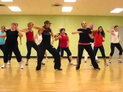 ZUMBA Fitness Workout Alternative - California Gurls Katy Perry