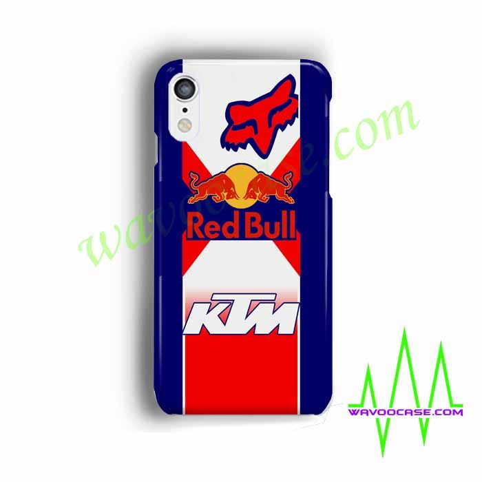coque iphone 8 red bull