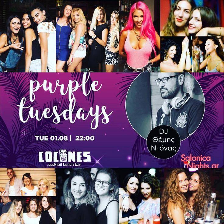 Cocones Beach Bar — Tonight:  Cocones Purple Smiles,  Cocones Purple...