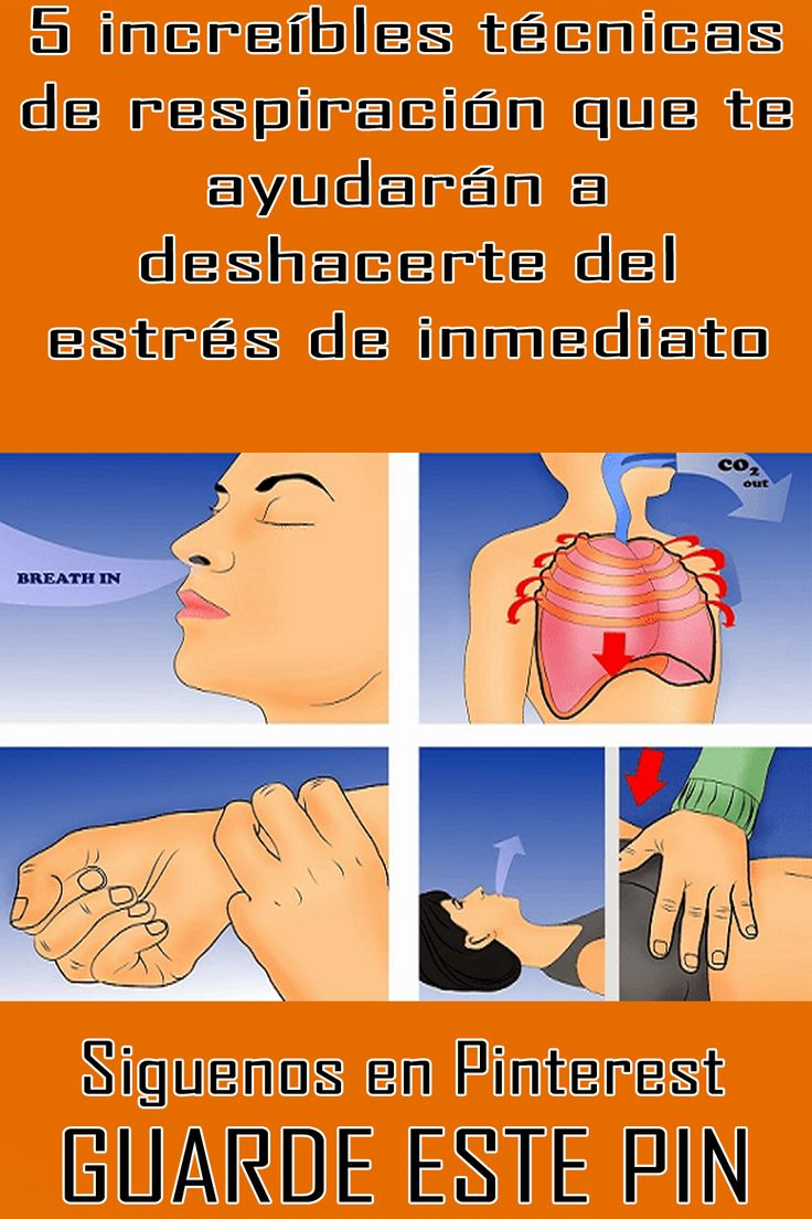 5 increíbles técnicas de respiración que te ayudarán a deshacerte del estrés de inmediato #Tecnicas #respiracion #estres Signs, Breathing Techniques, Health, Shop Signs, Sign