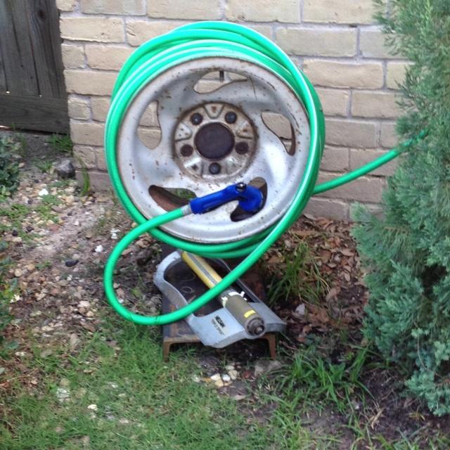 Garden Tire Rims : Best images about tire rims garden on pinterest water