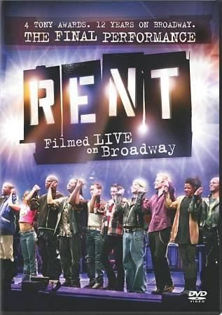 Here it is: the filmed version of the hit Broadway musical that touched millions. A modern spin on the opera LA BOHEME, RENT tells the story of eight friends dealing with life and love in Manhattan's