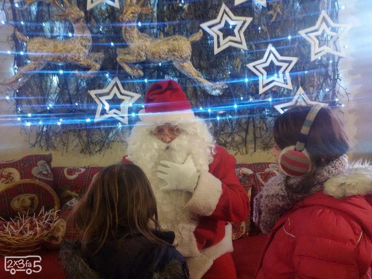 La Casa Bergamasca di Babbo Natale per far vivere ai bambini la magia tra folletti, pacchetti, letterine e per conoscere di persona lui, Babbo Natale!
